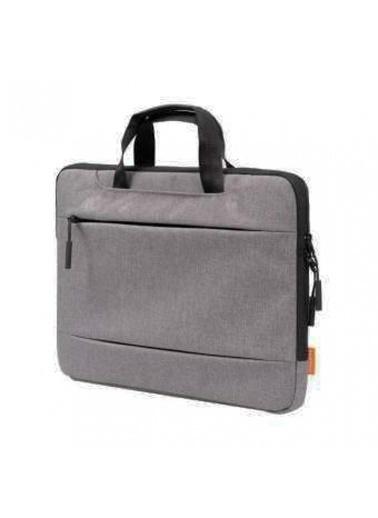 "Mcstorey MacBook Pro Air Retina Laptop Bag Handbag Çanta 13"" 13.3"" Koruma Omuz Askısız Gri"